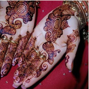 Best Mehndi Design Multi Color Mehndi Designs