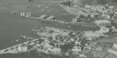 ميناء عدن قبل استقلال الجنوب في 1967م