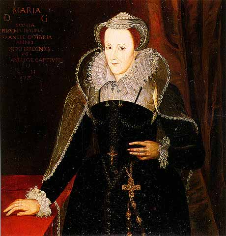 queen elizabeth 1 portrait. Mary, Queen Of Scots