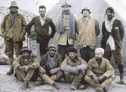 The Esoteric Curiosa: Polar Mystery Finally Solved? The ... George Mallory And Andrew Irvine