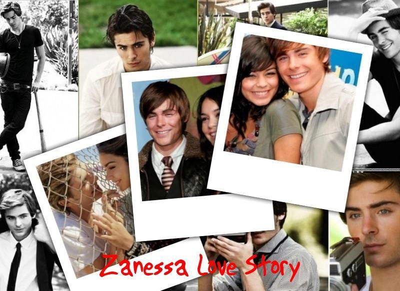 Zanessa Love Story