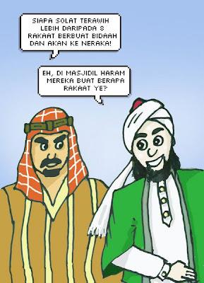 bukti foto foto rumah nabi saw dan sayyidah khadijah yang
