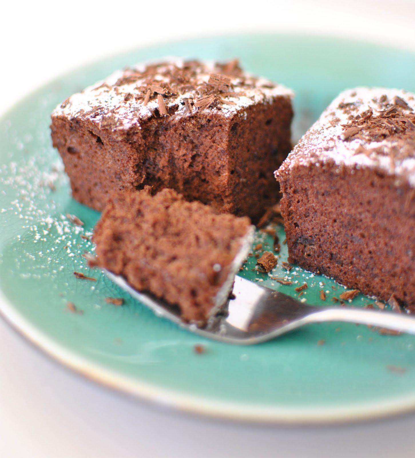 Scandi Home: Tetsuya's Flourless Chocolate Cake