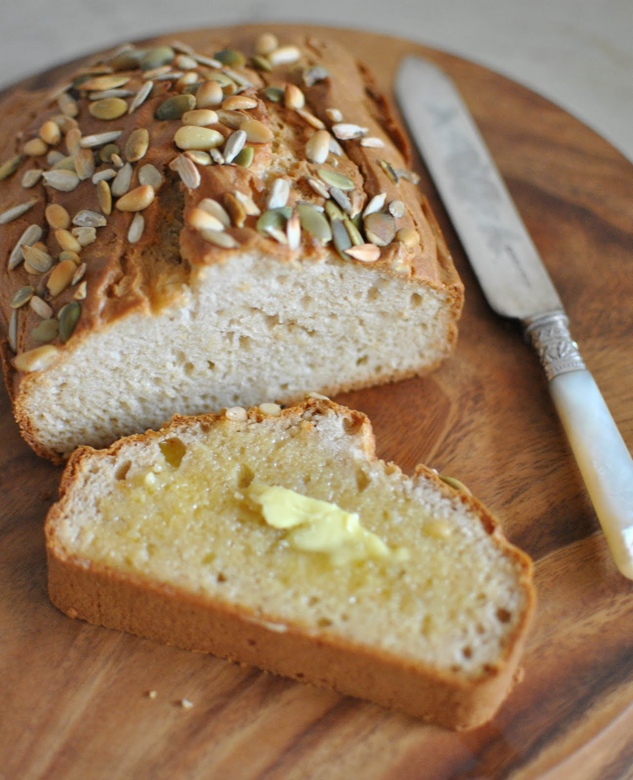 Scandi Home: Tasty Gluten Free Buckwheat Bread