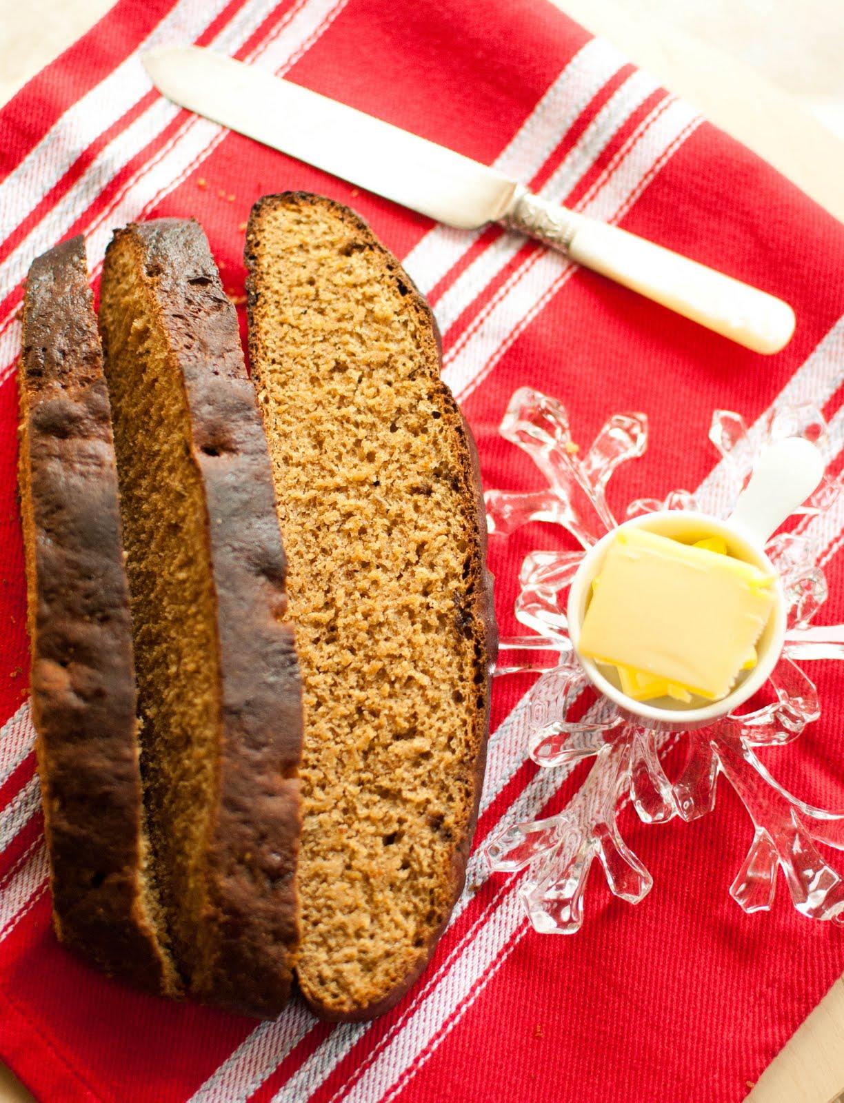 Scandi Home: Joululimppu - Finnish Christmas Bread