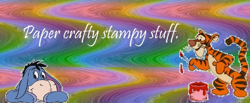 Papercrafty, Stampy Stuff