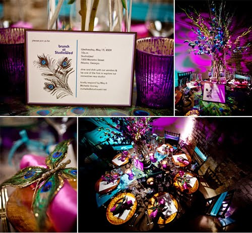 Theme Weddings A Peacock Wedding