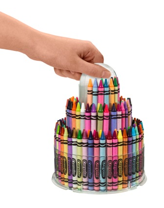 Bella Casa -- Beautiful Home: Crayola Lights, Camera, Color – Giveaway