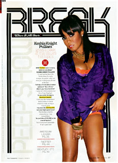 Keshia Knight Pulliam King Magazine Pics