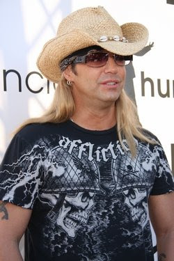 Bret Michaels Tony Awards video review