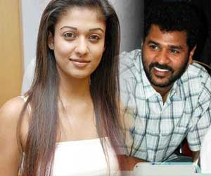 Prabhudeva's Secret Marriage With Nayantara