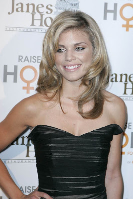AnnaLynne McCord has Slim Sexy Body