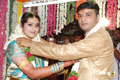 Tamil Actress Meena Marriage Pictures | Meena Wedding