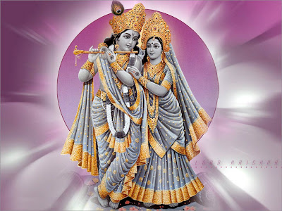wallpapers for krishna. Wallpaper Sri Krishna 3D