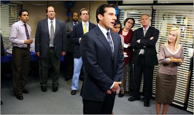 The Office s06e01   The Office Season 6 Episode 1