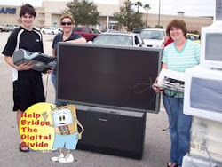Recycling electronics-
