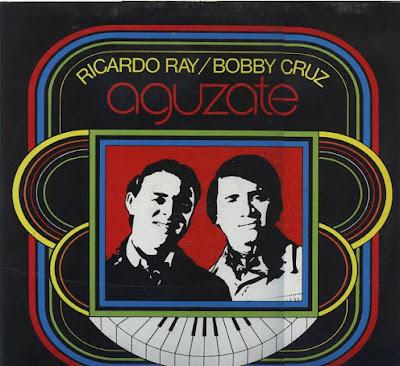 Ricardo Ray & Bobby Cruz - - AGUZATE ... / 1968 Delantera