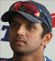 rahul dravid, india cricket captain
