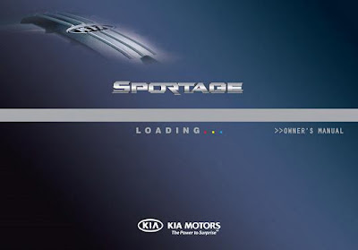 Sportage 2011 : Manual de Usuario y Manual del Navegador
