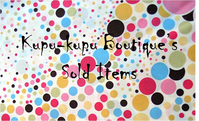 Kupu-kupu Boutique Sold