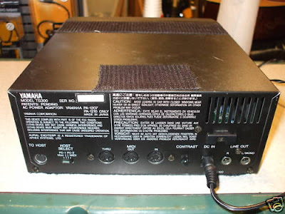 Yamaha Tg Power Supply