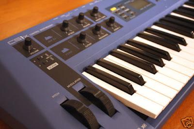 Matrixsynth wednesday december 30 2009 for Yamaha cs1x keyboard