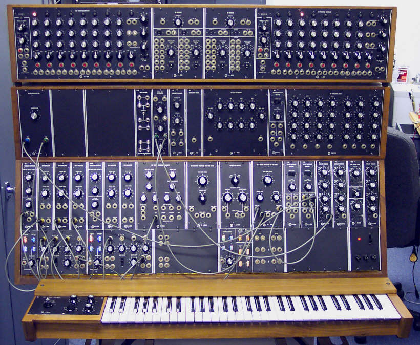 matrixsynth continuum controls moog synthesizer all