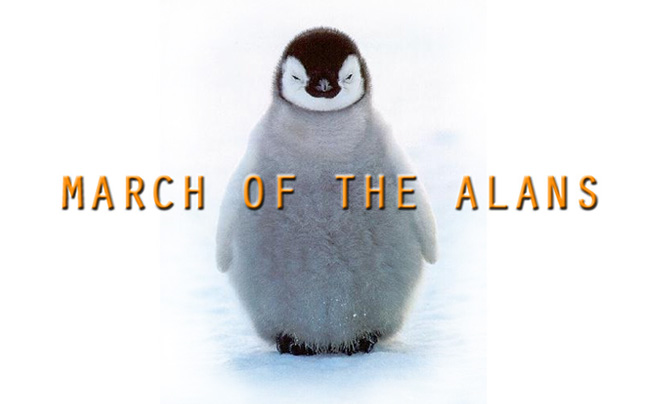 March of the Alans