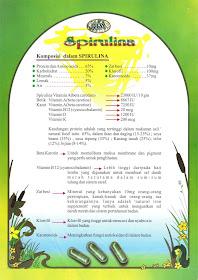 SPIRULINA [Arthospira platensis]