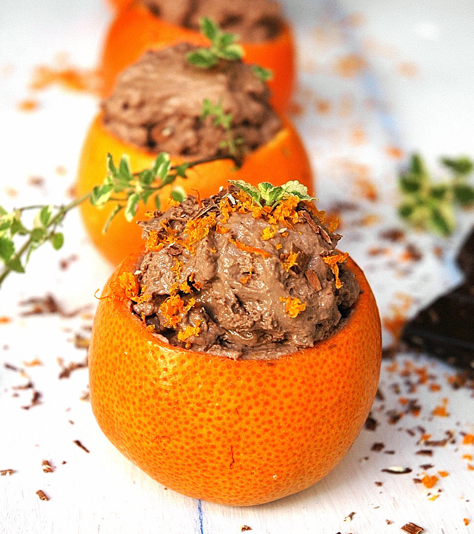 Easy Orange Chocolate Mousse | Easy Cooking