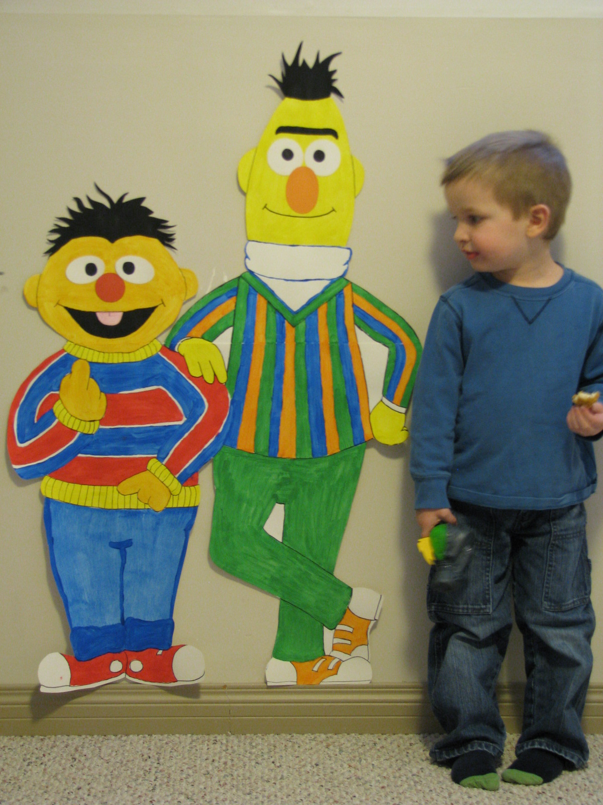 Making Merry Memories: Sesame Street Birthday - Decorations and