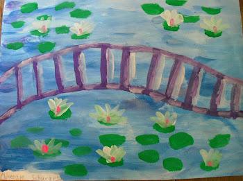 Guest Artist McKenzie age 7