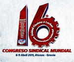16º CONGRESO SINDICAL MUNDIAL