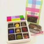 delicious chocolates from Purbeck