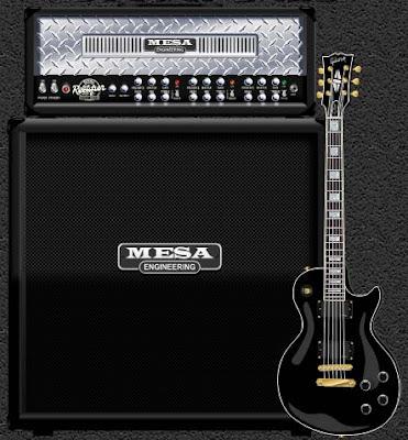 mesa boogie amp history