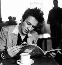 Joe Strummer, London Reading