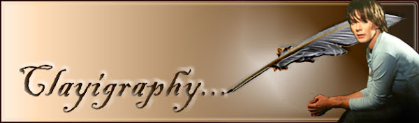 Clayigraphy