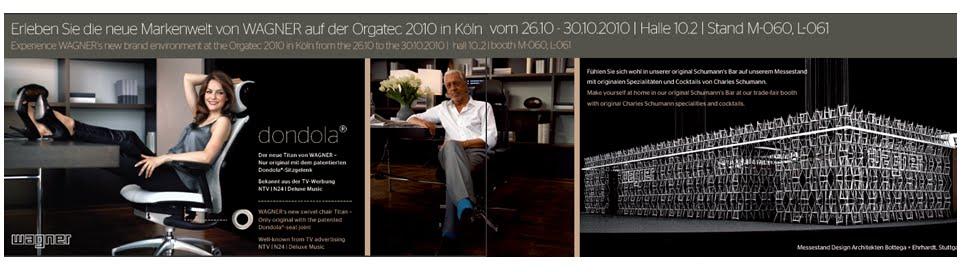 the furniture industry blog wagner wellness orgatec invite. Black Bedroom Furniture Sets. Home Design Ideas