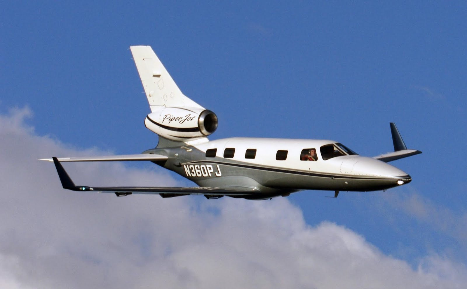The piperjet was announced in oc