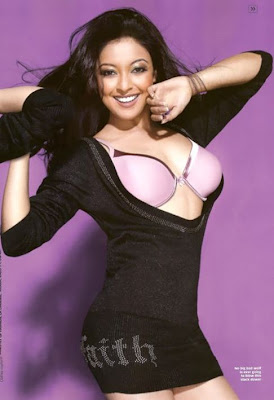 Tanushree Dutta Heartbreaking Scans From Maxim Feb'09 Issue