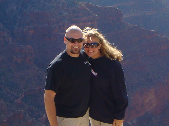 Our Grand Canyon Weekend