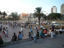Las Ramblas Skate Park, Montevideo