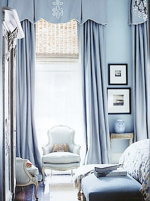 The french blue bedroom found its way back to me for French blue bedroom design