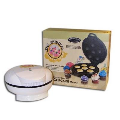 sunbeam pattie cupcake maker instructions
