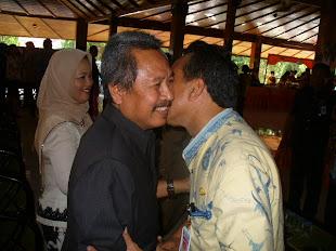 Djoko Pangkat Mengucapkan Selamat Ulang Tahun Ke 52 H.Bambang