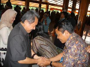 Camat Toroh Suroto