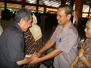 ketua KPU D Ir Jati P