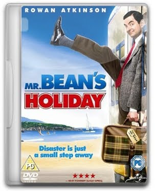 Filme As Férias de Mr.Bean   Dublado