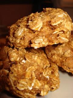 Low Fat Pumpkin Oatmeal Cookies 65
