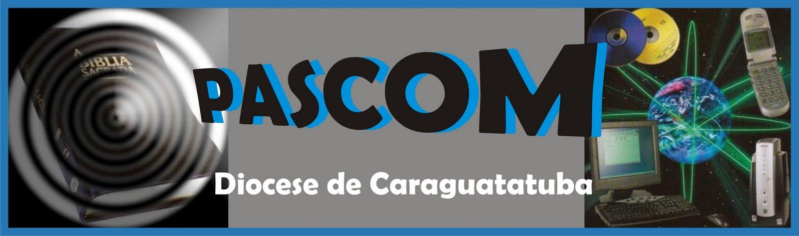 Pascom da Diocese de Caraguatatuba